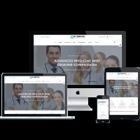 agethemes Joomla Template: AT Hospital – Medical / Hospital Joomla template