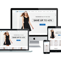 agethemes Joomla Template: AT Fashion Shop – Free Fashion Store / Clothes Shop Joomla template