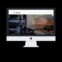 agethemes Joomla Template: AT Transport Onepage – Automotive / Joomla template
