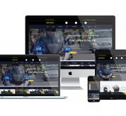 agethemes Joomla Template: AT Police Onepage – Free Single Page Responsive Police website templates