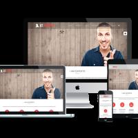 agethemes Joomla Template: AT Profile – CV / Profile Joomla Template