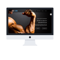 agethemes Joomla Template: AT Gym Onepage –  Fitness /Joomla template