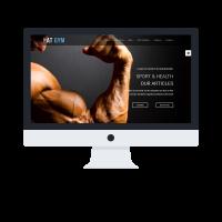 agethemes Joomla Template: AT Gym Onepage –  Fitness /Joomla template