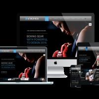 agethemes Joomla Template: AT Shop Box – Clothes / Boxing Joomla Template