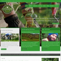 Joomzilla Joomla Template: Windsor Gardens
