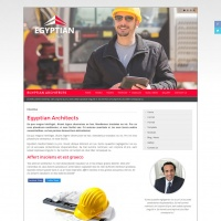 Joomzilla Joomla Template: Egyptian Architects