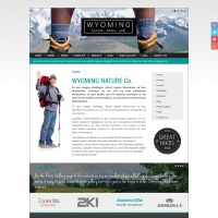 Joomzilla Joomla Template: Wyoming Nature
