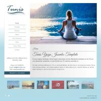 Joomzilla Joomla Template: Tunis Yoga