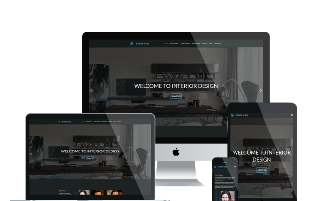 Wordpress Theme: LT Interior Design – Free Responsive Furniture / Interior WordPress Theme