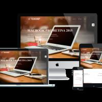 Ltheme Joomla Template: LT Tech Shop – Tech Store / Tech Shop Joomla template