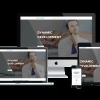 Ltheme Wordpress Theme: LT Resume Onepage – Free Single Page Responsive Personal CV / Resume WordPress theme