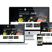 Joomla Free Template - LT Taspice – Free Private Spice Shop VirtueMart Joomla template