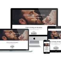 Ltheme Joomla Template: LT Perook – Premium Private Barber Shop VirtueMart Joomla template
