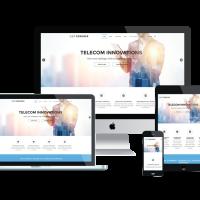 Ltheme Joomla Template: LT Comuser – Premium Communications Service Provider Joomla Template