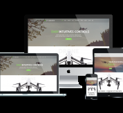 Ltheme Joomla Template: LT Drones - Premium Private Drone Website Template