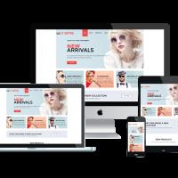 Ltheme Joomla Template: LT Optik – Premium Private Eye Glasses / Eyewear VirtueMart Joomla! template