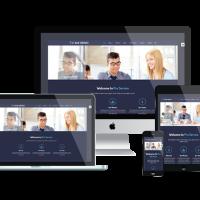 Ltheme Joomla Template: LT Blue Service – Business / Service Joomla template