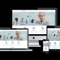 Ltheme Joomla Template: LT Pro Business – Corporation / Pro Business Joomla template