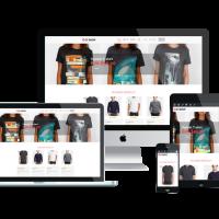 Ltheme Wordpress Theme: LT Shop – Free Responsive Online Store / Clothes Shop WordPress Theme