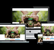 Wordpress Free Theme - LT Envico – Environment WordPress Theme