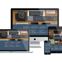 Ltheme Wordpress Theme: LT Art Studio – Free Responsive Creative Design / Art Studio WordPress Theme