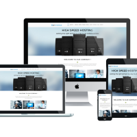 Ltheme Wordpress Theme: LT Storage – Free Responsive Server / Hosting WordPress Theme
