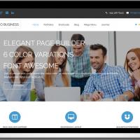 Ltheme Joomla Template: LT Pro Business – Free One Page Responsive Corporation / Business Joomla template