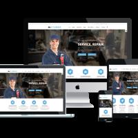Ltheme Joomla Template: LT Careser Onepage – Single Car Services / Repair Onepage Joomla template