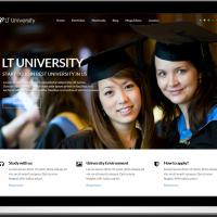 Ltheme Joomla Template: LT University – Free School / College / University Onepage Joomla template