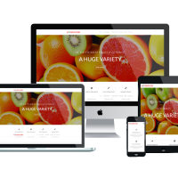 Ltheme Wordpress Theme: LT Agriculture Onepage – Free Single Page Responsive Farmer / Fruits WordPress theme