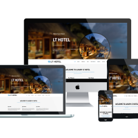 Ltheme Joomla Template: LT Hotel – Resort / Hotel Joomla template