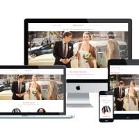 Wordpress Free Theme - LT Wedding Onepage – Free Single Page Responsive Wedding Planner WordPress theme