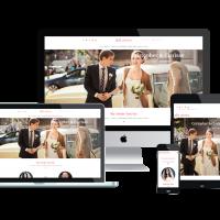 Ltheme Wordpress Theme: LT Wedding Onepage – Free Single Page Responsive Wedding Planner WordPress theme