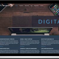 Ltheme Joomla Template: LT Art Studio Onepage – Free One page Art Studio Joomla template
