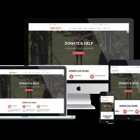Ltheme Joomla Template: LT Charity – Non-Profit / Charity Joomla template