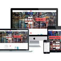 Wordpress Free Theme - LT App Showcase – Free Responsive Application Showcase WordPress Theme