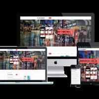 Ltheme Wordpress Theme: LT App Showcase – Free Responsive Application Showcase WordPress Theme