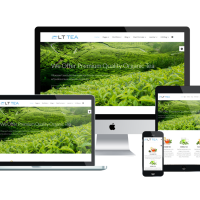 Ltheme Wordpress Theme: LT Tea – Free Responsive Tea Store / Tea Business WordPress Theme