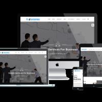Ltheme Joomla Template: LT Enterprise Onepage – Free single page Image Design / Creative Joomla template