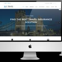 Ltheme Joomla Template: LT Travel Onepage – Free Hotel / Travel Onepage Joomla template