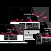 Ltheme Wordpress Theme: LT Winery – Free Responsive Wine Store WordPress Theme