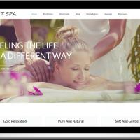 Ltheme Joomla Template: LT Spa – Responsive Spa & Massage Onepage Joomla template