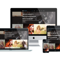 Wordpress Free Theme - LT Photography Onepage – Free Single Page Responsive Image Gallery / Photography WordPress theme
