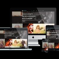 Ltheme Wordpress Theme: LT Photography Onepage – Free Single Page Responsive Image Gallery / Photography WordPress theme