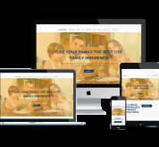 Joomla Free Template - LT Insurance - Premium Private Joomla insurance theme