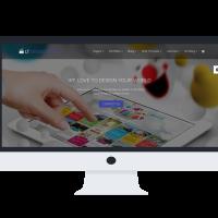 Ltheme Joomla Template: LT Design Studio Onepage – Single Creative / Design Studio Onepage Joomla template