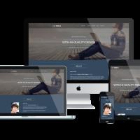 Ltheme Wordpress Theme: LT Profile Onepage – Free Single Page Responsive CV / Profile WordPress theme