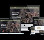 Ltheme Joomla Template: LT Hunting - Premium Private Hunting Joomla Template