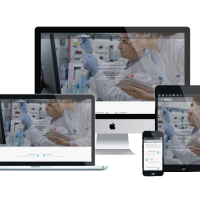 Wordpress template LT Medical Onepage – Free Single Page Responsive Clinic / Hospital WordPress theme