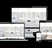 Joomla Templates: LT Decor - Premium Private Interior Decorating website template